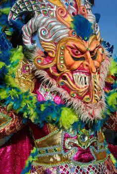 Diablo Cojuelo de La Vega IV by Karen Blix, via Flickr