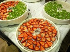 Dehydrating - I haven't used my dehydrator nearly enough since buying it. This should get me going again!