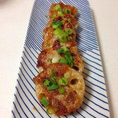 激リピ決定!味噌が決め手のれんこんの豚肉巻き|レシピブログ