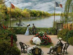 Grounds For Sculpture, Hamilton, NJ. J. Seward Johnson