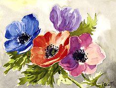 Αποτέλεσμα εικόνας για Peintures de fleurs