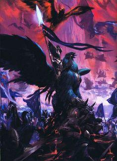 High+Elves+battle+chaos.jpg 729×1,000 pixels