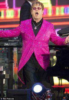 Elton John Ahoy Rotterdam