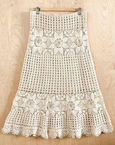 Crochet skirt pattern country fair crochet lace women tiered long maxi boho chic hippie skirt small to plus sizes pdf Crochet Skirt Pattern, Crochet Skirts, Crochet Clothes, Hippie Skirts, Boho Skirts, Maxi Skirts, Irish Crochet, Crochet Lace, Double Crochet