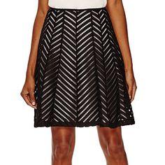jcpenney.com | Worthington® Spliced Flare A-Line Skirt - Tall