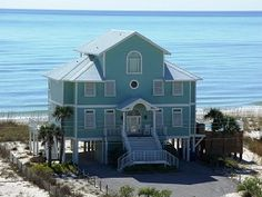 Gulf Shores Beach House Rentals Oceanfront