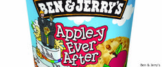 Nice stunt from Ben and Jerry's to support gay marriage.