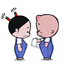 Cute Love Pictures, Cute Cartoon Pictures, Cute Love Gif, Cute Love Cartoons, Cute Cartoon Characters, Cartoon Gifs, Snoopy Happy Dance, Crush Humor, Smurfs