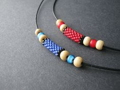 Summer peyote necklace tutorial - Bead&Button Magazine Community - Forums, Blogs, and Photo Galleries