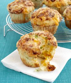 Wicked-Good Pizza Muffins