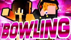 Minecraft - Bowling [KITTI ÉNEKEL!!!] Bowser, Minecraft, Neon Signs