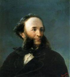 Self-portrait - Ivan Aivazovsky