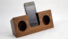 From a piece of bamboo to repurposed old trumpets, here are ten iPhone speakers that require zero electricity.