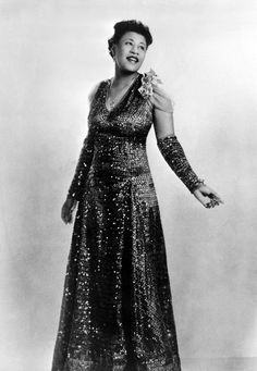 "Ella Fitzgerald :: ""She brings out the best in everybody, making everyone work that much harder to keep up with her.""- Andy Williams"