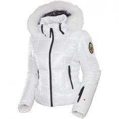 Ski jackets ladies white