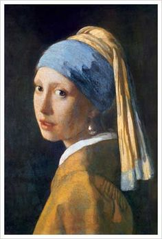 The Girl with a Pearl Earring Giclee Art Print