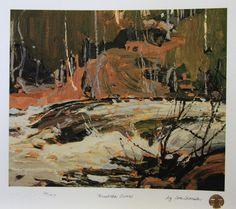 thomson tom--muskoka river