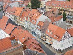 Bad Langensalza Life Magazine, Travelling, Building, Buildings, Construction