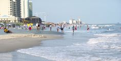 Where to stay and play in Myrtle Beach