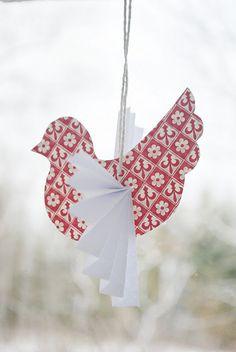 diy idea: peace doves