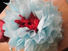 DIY Decorations – Napkin Flowers | So You're EnGAYged, A Gay Wedding Blog