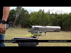 Like it or not - it is here. World's First 3D Printed Metal Gun - YouTube