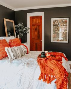 home decor advice detail are offered on our website. look at this and you will n… home decor advice detail are offered on our website. look at this and you will not be sorry you did. Cute Dorm Rooms, Cool Rooms, Fall Bedroom Decor, Home Decor, Bedroom Ideas, Bedroom Pictures, Interior Design Living Room, Living Room Designs, Bedroom Orange