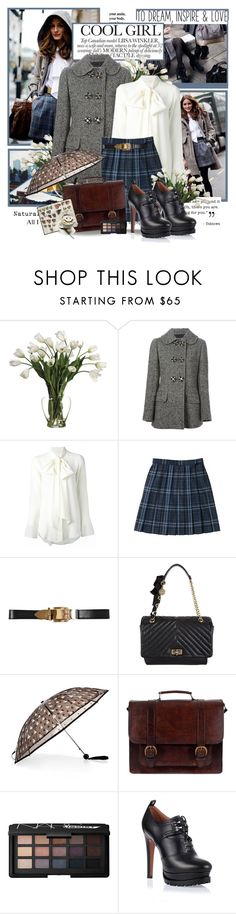 """Preppy style"" by artifashion-intelligence ❤ liked on Polyvore featuring GE, Allstate Floral, Dolce&Gabbana, Chloé, Francesco Scognamiglio, Lanvin, Marc by Marc Jacobs, Beara Beara, NARS Cosmetics and Alaïa"