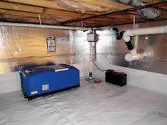 Fairfield Basement Waterproofing Crawl Space Sealing Http Www Americandrybasementsystems Com Crawl Space Insulation Crawl Space Repair Crawlspace