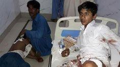 Blast hits Pakistan's Lal Shahbaz Qalandar Sufi shrine | Pakistan News | Al Jazeera