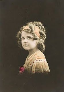 'Beauty!' Free vintage photos  #vintage #children