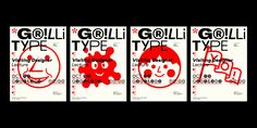 Poster for Visiting Designer Lecture: Grilli Type on Behance