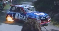 Renault 5 turbo gr B
