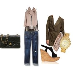 My polyvore look!