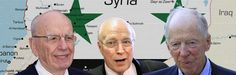 'Web van corruptie onder de elite': Murdoch, Cheney en Rothschild krijgen olierechten Syrië in handen - http://www.ninefornews.nl/web-van-corruptie-onder-de-elite-murdoch-cheney-en-rothschild-krijgen-olierechten-syrie-in-handen/