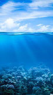 【256位】Ocean|おすすめスマホ壁紙