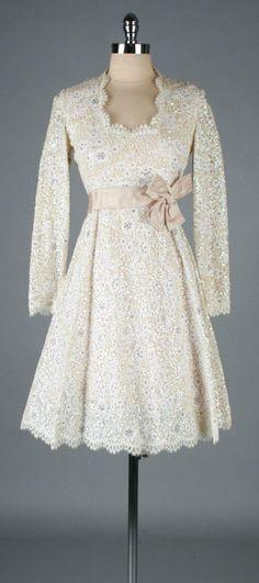 vintage 1960s dress . Victoria Royal Ltd . by millstreetvintage