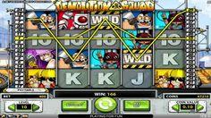 Demolition Squad Video Slot Review