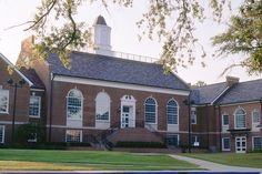 Prescott Memorial Library-Louisiana Tech University in Lincoln Parish, Louisiana.