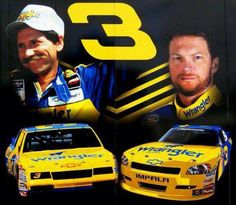 Old School Dale, and new school Dale Jr.