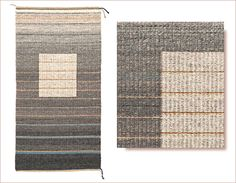 Rugs by Barbara Stafford in boundweave.  Love these! Barbara is a Napa Valley Open Studios Artist.  Come to Napa this September 21-22 & 28-29 for Napa Valley Open Studios 2013.