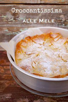 Phylo Pastry Recipes, Phyllo Dough Recipes, Apple Desserts, Apple Recipes, Pasta Filo, American Cake, Pie Dessert, Creative Food, Yummy Cakes