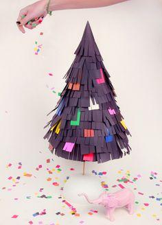 DIY Piñata Tree