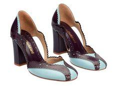 o avesso da moda: woody allen em sapatos sarah chofakian!
