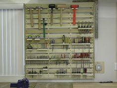 Galería de fotos de Almacén para herramientas con Pallet