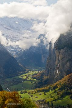 Jungfrau mountain, Switzerland....where i will escape too when i default on my student loans...they will never find me there ;)