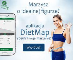 Dietmap - zdrowa dieta bliżej Ciebie! Pierogi, Smoothie, Diet, Mascarpone, Smoothies
