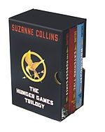 The Hunger Games trilogy - im a little late to the game, but currently obsessed.  kinda like stories with some darkness. http://bit.ly/H7AyQT