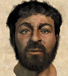 British artist's photo showing the 'real' face of Jesus goes viral | இயேசுவின் உண்மையான முகம் இதுவா? - வைரலாகும் இங்கிலாந்து ஓவியரின் புதிய ஓவியம்!