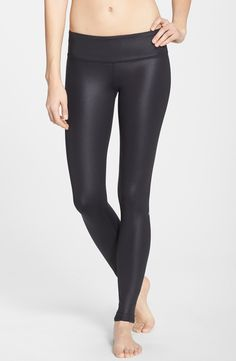 new products a8df3 90830 Alo  Airbrushed  Glossy Leggings Womens Workout Outfits, Athletic Outfits,  Athletic Clothes,